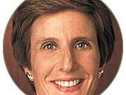 Kraft Foods CEO Irene Rosenfeld is shaking up the executive suite.