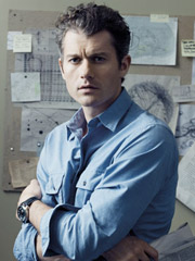 James Badge Dale as Will Travers in AMC's 'Rubicon.'