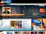 NBC.com will launch social networking services into its website this June.