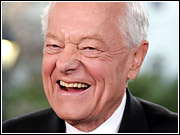 Bob Schieffer, serious about his ditties