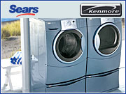 Once the undisputed king of U.S. home appliance sales, Sears is now under heavy attack from home-improvement chains.
