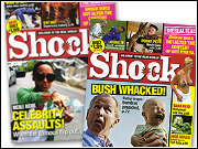 'Shock' will continue to live online at shocku.com.
