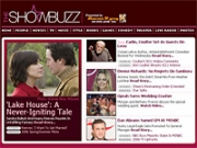 The ShowBuzz website will feature original content, as well as content from CBSNews.com, CBS.com, 'The Early Show' and '60 Minutes.'