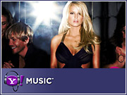 While the idea might be dismissed as a sales gimmick, Yahoo Music's promotion is indicative of the explosion of personalized media in the MySpace-YouTube era.