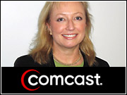 Adrienne Skinner is Comcast's new VP-interactive sales.