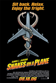 'Snakes on a Plane' has generated 25,000 blog references, 4,000 fan-generated products and 320 YouTube videos.