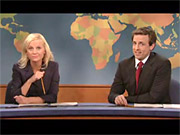 NBC loads its own clips, like this one from 'Saturday Night Live,' on to YouTube.