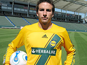 Herbalife reaches deal with the Anschutz Entertainment Group to put its name across the Galaxy's jersey for this upcoming season.