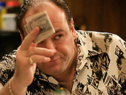 The $2.5 million-an-episode gamble on 'The Sopranos' has paid off for A&E.