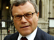 Martin Sorrell, CEO of WPP Group