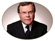 Martin Sorrell took the stand in a libel trial against Marco Benatti and Marco Tinelli.