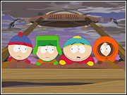 Viacom sues YouTube and Google, claiming YouTube is making money off of unauthorized copyrighted content, such as Comedy Central's 'South Park.'