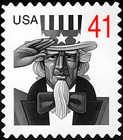 Under the latest price hike, first-class stamps go to 41 cents from 39 cents.