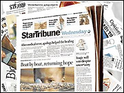 McClatchy sold the 'Star Tribune' for $530 million.