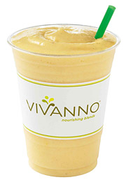 Starbucks' Vivanno Nourishing Blends smoothies are the company's first answer to requests for healthful meal options following the removal of breakfast sandwiches, which did not go over very well with many consumers.