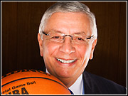 NBA Commissioner David Stern: 'We have to do a better job of communicating what our referees are subjected to.
