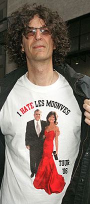Howard Stern's departure from CBS radio was anything but quiet and dignified.