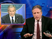 Jon Stewart on the 'Daily Show'