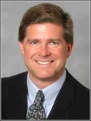 John Stratton will be in charge of marketing and branding for all of Verizon's business units, including Verizon Wireless.