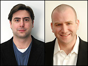 Joshua Stylman and Peter Hershberg, managing partners of Reprise Media. | Submit your comments below.