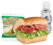 Subway kids' meal