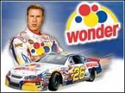 The Wonder Bread logo appeared clear and in-focus for 11 minutes, 32 seconds during the film, which starred Will Ferrell.