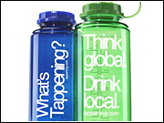 Mark DiMassimo, creative director of marketing shop DiMassimo Goldstein, said, 'Our whole goal is to create a self-funding campaign, building a brand for tap water.'