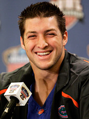 Tim Tebow is generally acknowledged as one of the best and most-popular college football players of his generation.