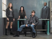 The cast of 'Terminator: The Sarah Connor Chronicles.'