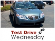 Instead of typical radio contests featuring concert tickets and product giveaways, winners are invited to test-drive and review a new car.