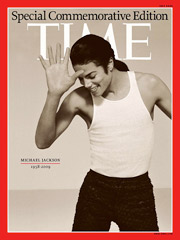 Time magazine's June 29th 64-page special extra issue retailed for $5.99.