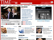 Time's effort to regain traction in the online breaking news space includes a website redesign.