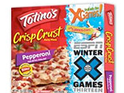 Totino's claims to be America's best-selling frozen-pizza brand.