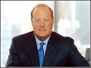 Conde Nast President-CEO Charles H. Townsend