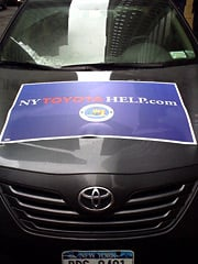 NYToyotaHelp.com has been launched to help New York Toyota owners get information about the accommodations available to them.
