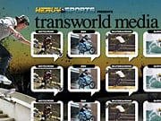 TransWorld execs hope the Heavy exposure will help its brand and content find a broader audience as its chief subjects -- snowboarding, BMX racing and the like -- gain wider audiences.