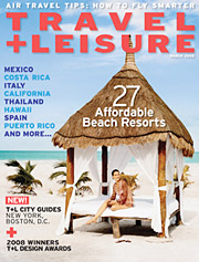 Travel & Leisure is published by American Express Publishing.