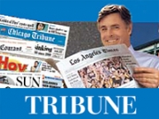 The board's allegation concerns a tax-advantaged $3.5 billion partnership the Chandlers formed with the Times Mirror Co., which was inherited by Tribune after it acquired Times Mirror in an ill-fated $8 billion merger in 2000.