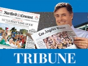 As the Federal Communications Commission launches its re-examination of media-ownership rules, Tribune Co. is already facing a breakup six years after its purchase of Times-Mirror and the cross-ownership violations it created in the New York; Los Angeles; and Hartford, Conn., markets.