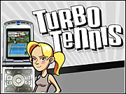 Bellrock's 'Turbo Tennis' game will carry ads for the Tennis Channel.