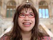 America Ferrera stars in 'Ugly Betty.'
