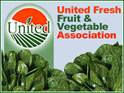As soon as the FDA shfts its advisory against bagged fresh spinach, the fruit and vegetable association will launch a counter-offensive campaign.