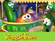 Qubo, anchored by 'Veggie Tales', is intended to promote literacy and positive values primarily to children ages 4 to 8.