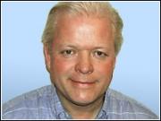 Curt Viebranz, newly named CEO of Tacoda.