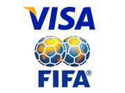 With the World Cup sponsorship, Visa, which sponsors the Olympic Games until 2012, has tied up two of the leading global sporting events.