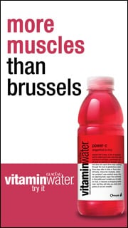 What Is A Class Action Lawsuit >> Vitaminwater Advertising Campaign Is Banned in U.K. | Global News - Ad Age