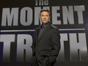 Mark Wahlberg is the host of 'The Moment of Truth'