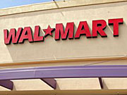 The Wal-Mart RFP for marketing communications services covers includes creative, media, interactive and minority advertising.
