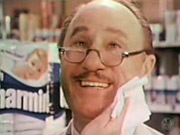 Dick Wilson as Mr. Whipple appeared in more than 500 ads for the toilet-paper brand.