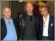 Jon Bond, Bruce Willis, Richard Kirshenbaum